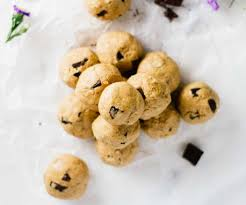 chocolate chip cookie dough energy