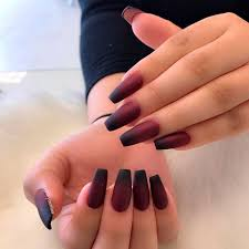 burgundy nail polishes you want to wear