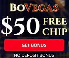 Bovegas Casino No Deposit Bonus Codes - $50 FREE!
