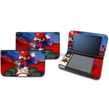 New Super Mario Kart Vinyl Decal Skin Sticker Case Cover For Nintendo 3ds Xl Ll Xl010 Free Shipping Stickers Leopard Sticker Chevroletsticker Dandelion Aliexpress