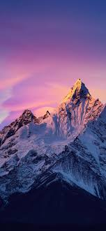 خلفيات ايفون جبال طبيعة روعة للموبايل 2020 Hd مربع
