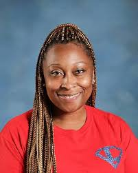 Lewis-Johnson, Elisha - 3rd Grade / Meet the Teacher