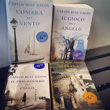I Libri di Carlos Ruiz Zafón a un Prezzo Speciale