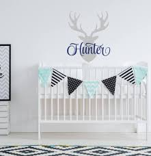 Top 8 Most Popular Hunting Wall Stickers Nursery List And Get Free Shipping Xuatnhem 94