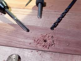 How To Tap Wood For A Bolt Popular Woodworking Magazine