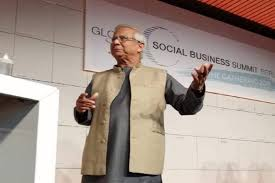 Have to Recognise Informal Sector Workers': Nobel Peace Prize Winner  Muhammad Yunus Tells Rahul Gandhi