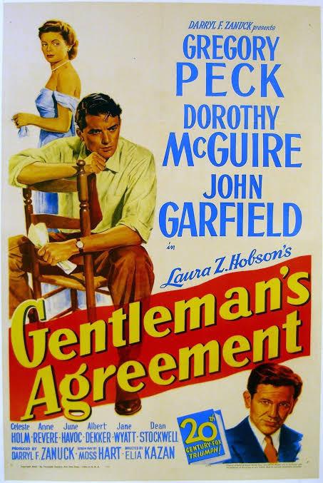 """Resultado de imagen para gentlemen agreement"""""""