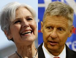 Thinking of voting for Jill Stein or Gary Johnson? Here are their policy  positions | The Seattle Times