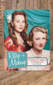 book retro makeup by lauren rennells