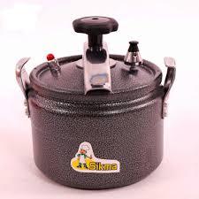 Nồi áp suất dùng cho bếp ga , bếp điện và bếp hồng ngoại Sikma 20cm SK-20
