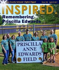Remembering Priscilla Edwards