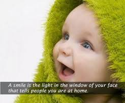 keep smiling quotes a smile is the light in the window of your