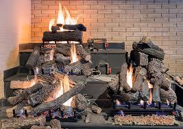 best fireplace glass doors gas logs