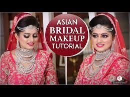 asian bridal makeup new look 2018 how