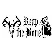 Deer Skull Decal For Windows Hoosier Decal 1735 Hoosierdecal