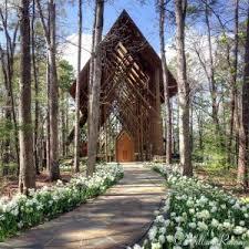 4 beautiful wedding chapels in arkansas
