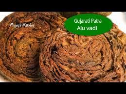 alu vadi recipe in hindi hungry face