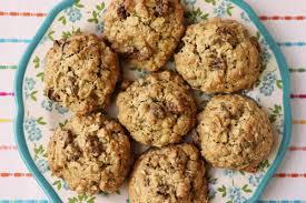 soft oatmeal raisin cookies no er