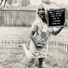 Carli Eich - 16 week bump update! One week away from... | Facebook