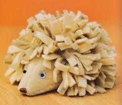 harriet hedgehog plushie pattern by