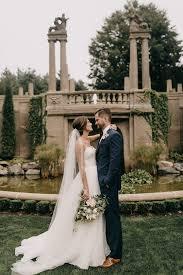 garden wedding at the crane estate