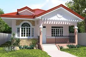 House Simple Bungalow Designs Small Beautiful House Plans 158482