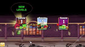 Angry Birds Seasons: Haunted Hogs - Tai game