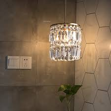 modern pendant ceiling lamps crystal