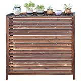 Amazon Com Greenes Fence Rccomp36adk Cedar Wood Composter Add On Kit 36 L X 36 W X 31 H 173 92 Gallons Garden Outdoor