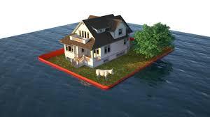 portable diy rapid deploy flood barrier