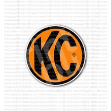 From 4 50 Buy Kc Lights Hilites Emblem Jeep Off Road Sticker At Print Plus In Stickers Automotive At Print Plus