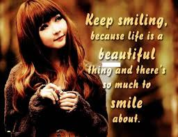 short and sweet quotes on smile smile quotes