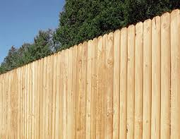 Installing Wood Fence Panels Diy In A Hour