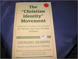 """THE """"CHRISTIAN IDENTITY"""" MOVEMENT ANALYZING ITS THEOLOGICAL ..."""