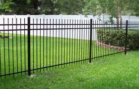 Aluminum Fence Kw Fence Company
