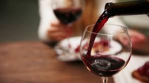 drink wine every night