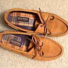 sperry topsider leather shoes leather