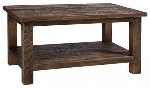 vancouver sawn old oak rectangular