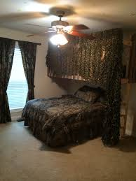 Boys Camouflage Bedroom With Loft Fort Diy Army Bedroom Hunting Themed Bedroom Bedroom Themes