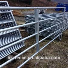 3 4 5 6 Bars Corral Livestock Fence Panels For Cattle Sheep Horse Goat Buy Livestock Metal Fence Panels Goat Fence Panel For Sale Pipe Corral Fence Panels Product On Alibaba Com