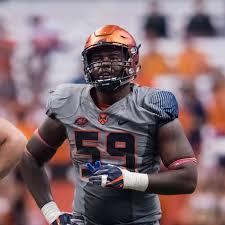 Get to know your Orange Man: #59, OG Aaron Roberts - Troy Nunes Is ...