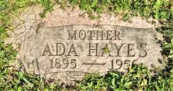 Ada Hayes (1895-1956) - Find A Grave Memorial