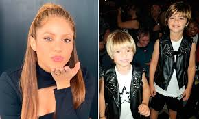 shakira opens up about motherhood while