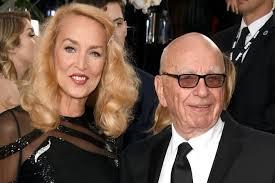 Rupert Murdoch to marry Jerry Hall – POLITICO