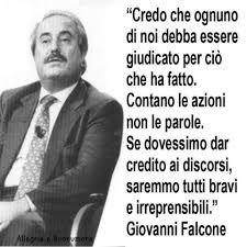 di Giovanni Falcone | Citazioni sagge, Citazioni creative