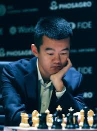Image result for ding liren