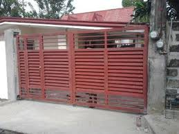 Iron Works Steel Grills Steel Fence Steel Gate Iron Works Steel Works Architecture Engineering Metro Manila Philippines Jrsabuilders