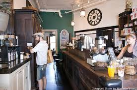 quirky coffee binations in nyc