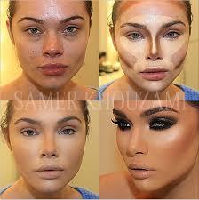 best insram makeup transformations