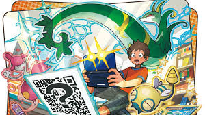 Pokémon Sun and Moon includes QR code feature - Polygon